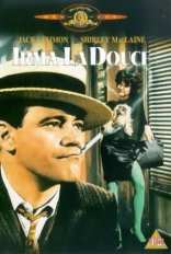 """""""Irma la douce"""" directed by Billy Wilder (1963)"""