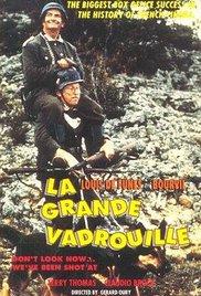 """La grande vadrouille"" by Gérard Oury (1966)"