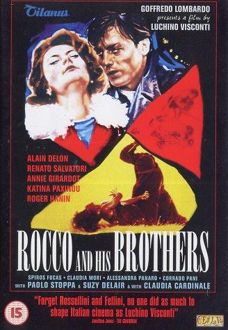 """""""Rocco and his brothers"""" by Luchino Visconti (1960)"""
